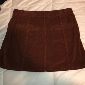cfff9008a American Eagle Outfitters Skirts - American Eagle High-Waisted Corduroy  Skirt